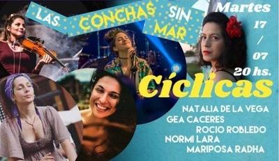"""HOY / """"Las conchas sin mar"""" en el ciclo de Manzana Abierta"""