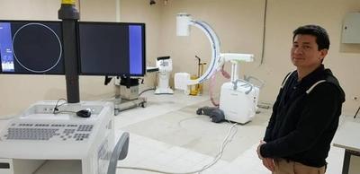 HOY / INCAN ya cuenta con equipo que permite un tratamiento más efectivo contra tumores ginecológicos