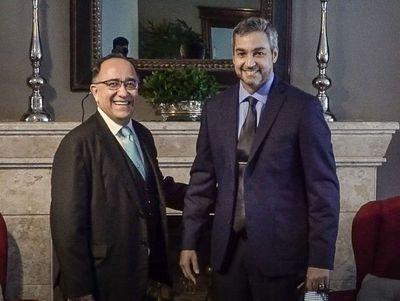 Panamá apuesta por fortalecer relaciones bilaterales con Paraguay