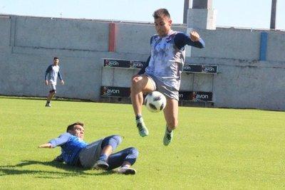 Nacional está listo para enfrentar a Olimpia