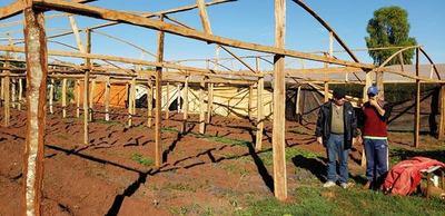 Pequeños agricultores recibieron asistencia para mejorar producción