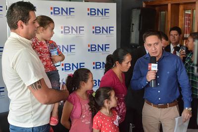 BNF presentó nuevos productos de Crédito para la Vivienda