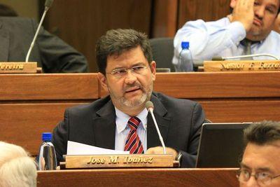 Aclaran que no existe pedido formal de perdida de investidura para José María Ibáñez
