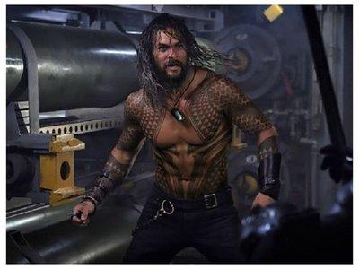 Aquaman: Revelan el primer póster de la película