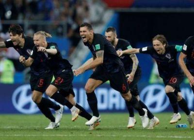 Croacia superó por penales a Rusia y enfrentará a Inglaterra en una de las semifinales