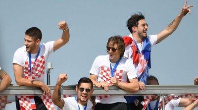 Criticas a selección croata