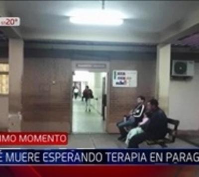 Recién nacida murió por falta de terapia intensiva en Paraguarí