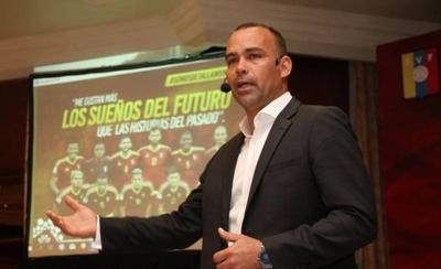 """HOY / En Venezuela presentan proyecto """"de cosas nunca hechas"""" para llegar a Catar 2022"""