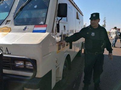 Policía sospecha de autogolpe en asalto a transportador de caudales