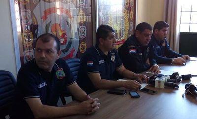"""Policía ratifica versión del """"autogolpe"""" en asalto a transportador de caudales"""