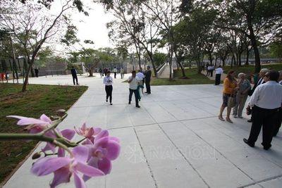 Nuevo pulmón verde para Asunción