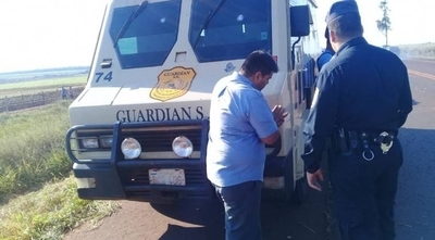 HOY / Asalto a camión de caudales: detienen a presunto implicado