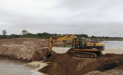 HOY / Abren canal y aguas del Pilcomayo ingresan a suelo chaqueño