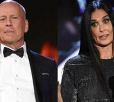 Demi Moore reveló la razón por la que se divorció de Bruce Willis