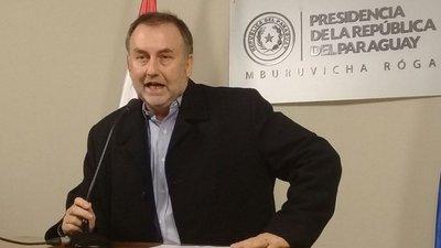 Benigno López: Marito propone un gobierno más austero