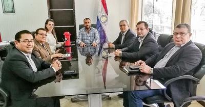 Equipo de transición de González Vaesken ya se instaló en la gobernación