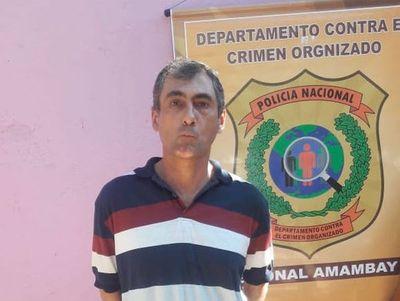 Detienen a exgobernador de Concepción