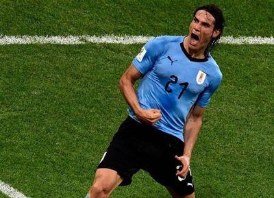 """Con garra """"Charrúa"""", Uruguay se metió en la siguiente fase del Mundial"""
