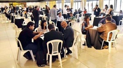 Más de 1.000 reuniones en primer día de la Expo Rueda