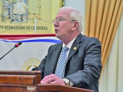 Leoz regaló tres pisos de USD 200.000 a candidato a ministro
