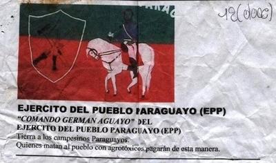 HOY / Matan a exnovia de Jara Larrea y dejan panfleto de Ejército del Mariscal López