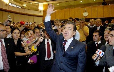 """Nombramiento de Nicanor destruye discurso """"añetete"""""""