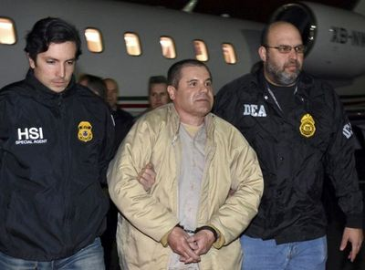 """Aplazan el juicio del """"Chapo"""" Guzmán hasta el mes de noviembre"""