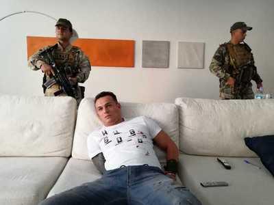 Cae en Asunción líder del PCC buscado en Brasil