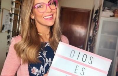 """Maga Paez Así Reflexionó Sobre La """"relación Con Dios"""""""