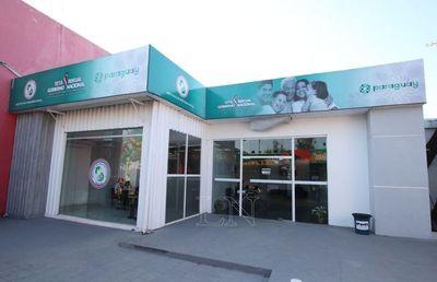 IPS ofrece en la Expo servicio de enrolamiento a asegurados