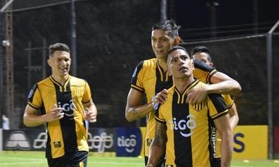 Guaraní vence a Deportivo Capiatá en Dos Bocas