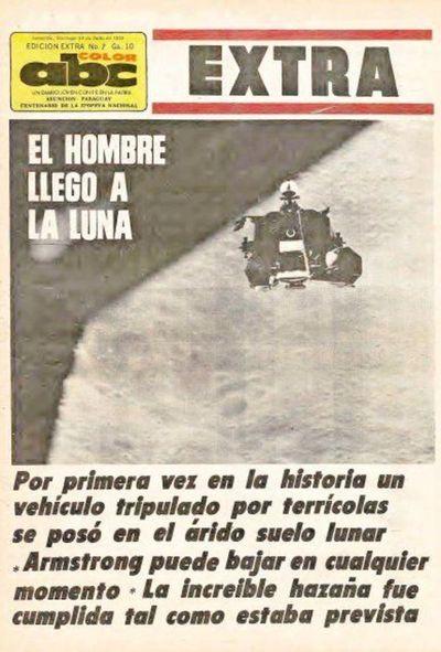 Recuerdan llegada del hombre a la luna