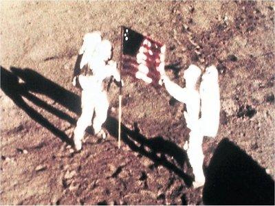 Con exposición recordarán la llegada del hombre a la luna