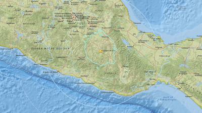 Sismo de magnitud 5,9 afectó a México