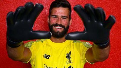 Liverpool ficha al portero Alisson por 75 millones de euros