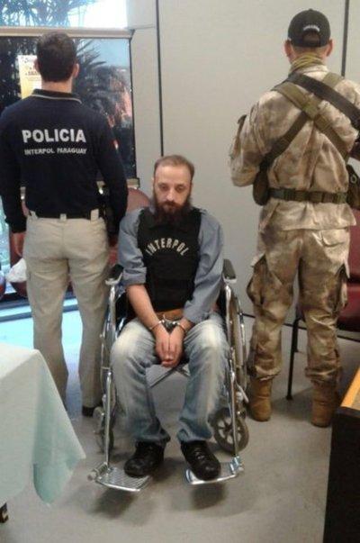 Extraditan a un argentino requerido por EE.UU