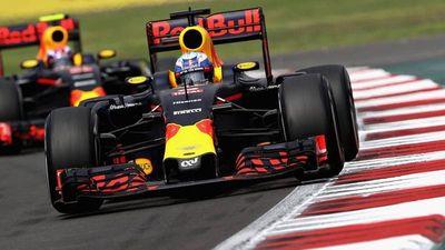 Los Red Bull dominan los libres en Alemania