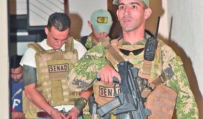 Brasileño expulsado está sindicado como uno de los cerebros del asalto a Prosegur