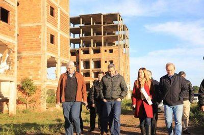 Marito promete que enfocará su Gobierno en soluciones habitacionales