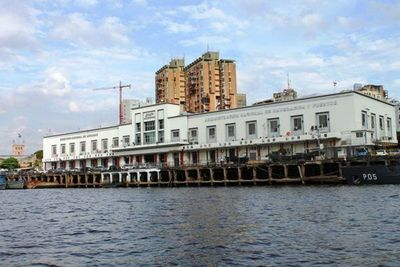 Oficinas de Gobierno: nuevo rostro para el Puerto de Asunción