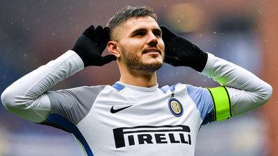 Icardi, entre el Real Madrid y la renovación con el Inter de Milán