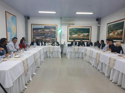Empresarios franceses tienen interés en operar en Alto Paraná