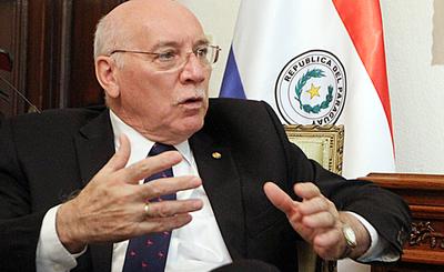 """Negociaciones entre UE y Mercosur avanzan hacia """"solución final"""" según canciller"""