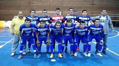 Divisional Oro de fútbol de salón