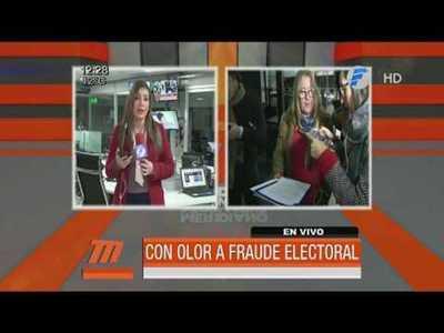 PLRA presenta denuncia contra supuesto fraude electoral