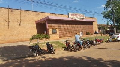 El colmo: Roban celular a paciente en el Hospital Regional