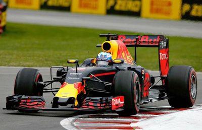 Ricciardo fue el más veloz en primer entrenamiento del GP de Hungría