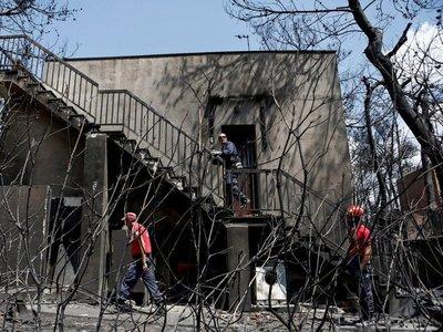 Asciende a 86 la cantidad de muertos por incendios