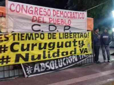Curuguaty: Comunican a Tacumbú absolución