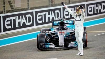 HOY / Hamilton refuerza su liderato al ganar por quinta vez en Hungría